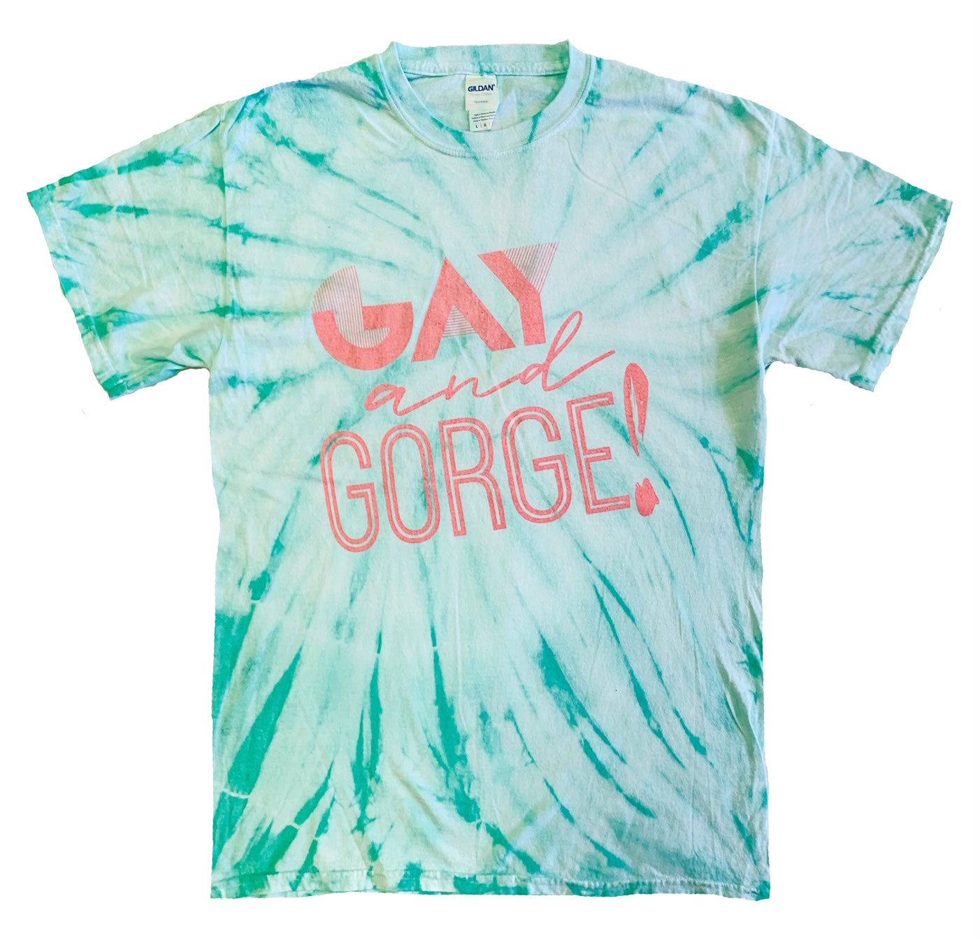 Gay and Gorge! / T-Shirt