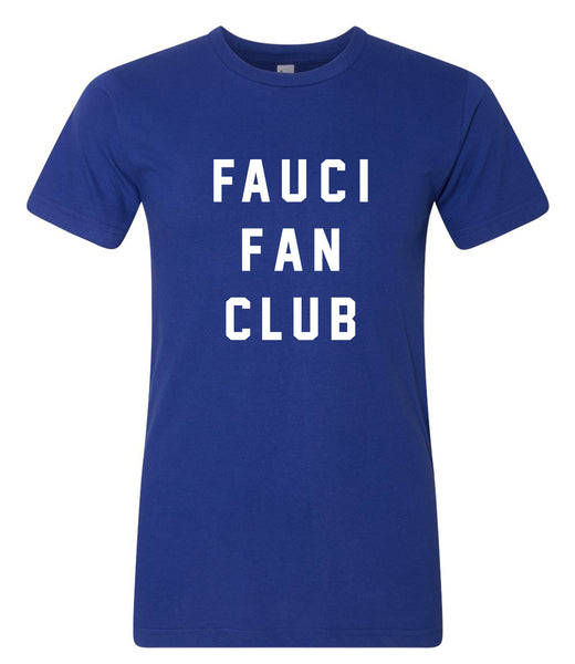 Fauci Fan Club / Blue