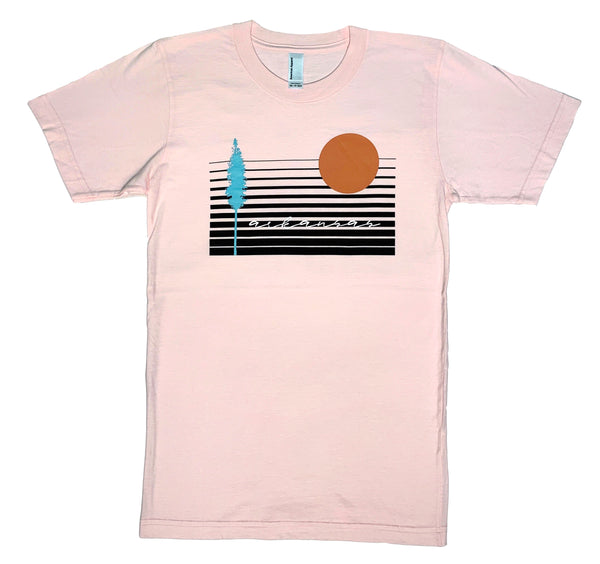 Retro Arkansas  T-Shirt / Pink