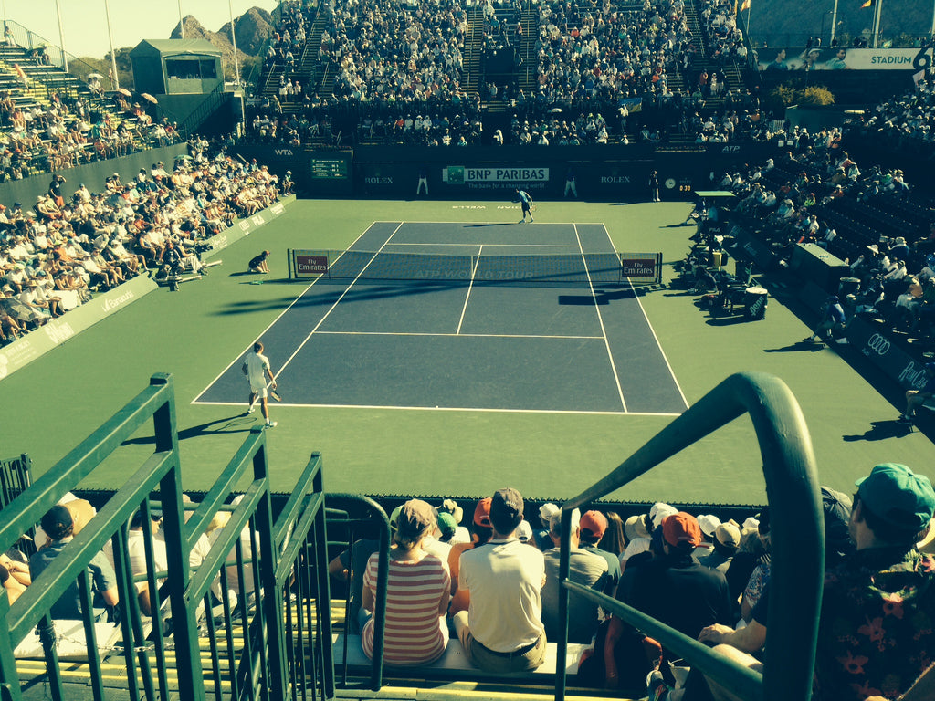 Court 3 Indian Wells