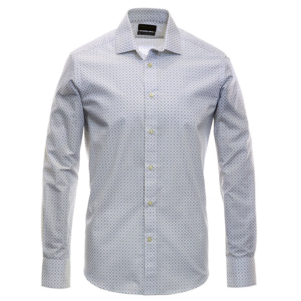 Blue Print Performance Sport Shirt - Thomas Dean & Co