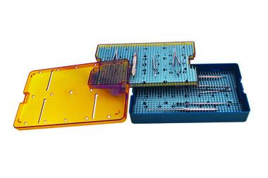What Makes the Plastic Sterilization Trays Ideal for Storing the Delicate Surgical Instruments?