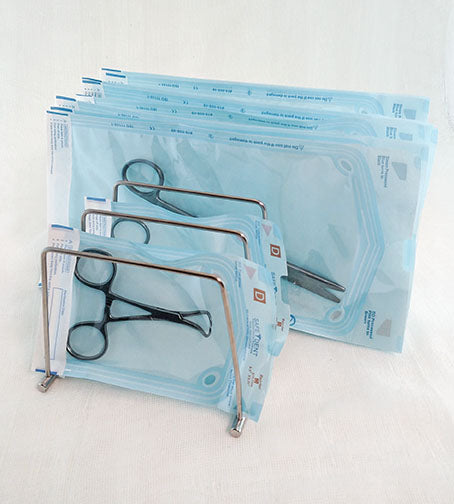Pouch Sterilization Racks With Medical Grade Stainless Steel