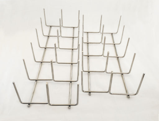 Peg Style Racks For Holding Sterilization Pouches