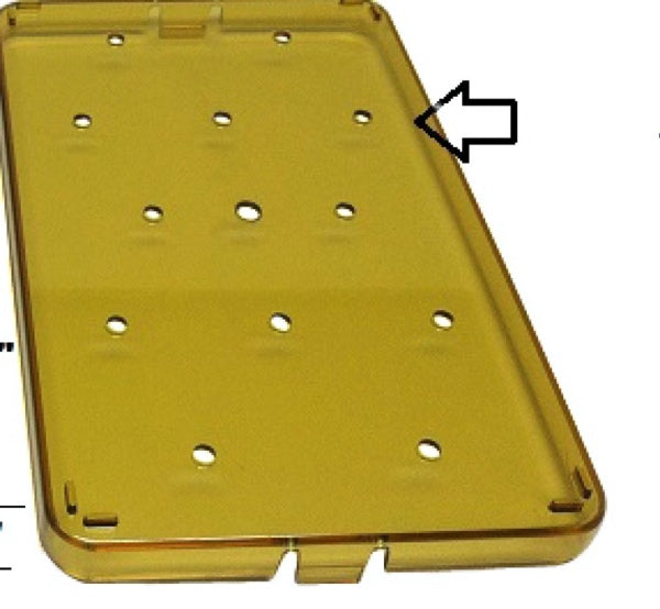 Replacement Lids For PST Sterilization Trays