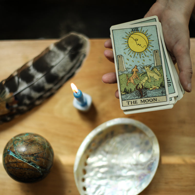 Quick Tip: How to Find the Right Tarot Deck