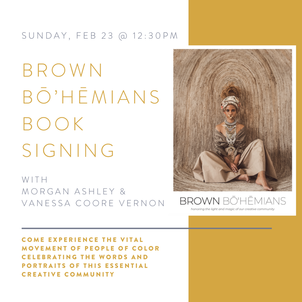 Brown Bō'hēmians Book Signing | Feb 23