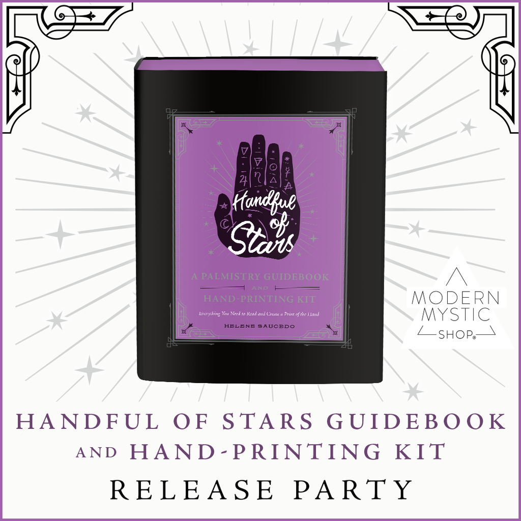 Handful of Stars Release Party + VIP Book Signing Social