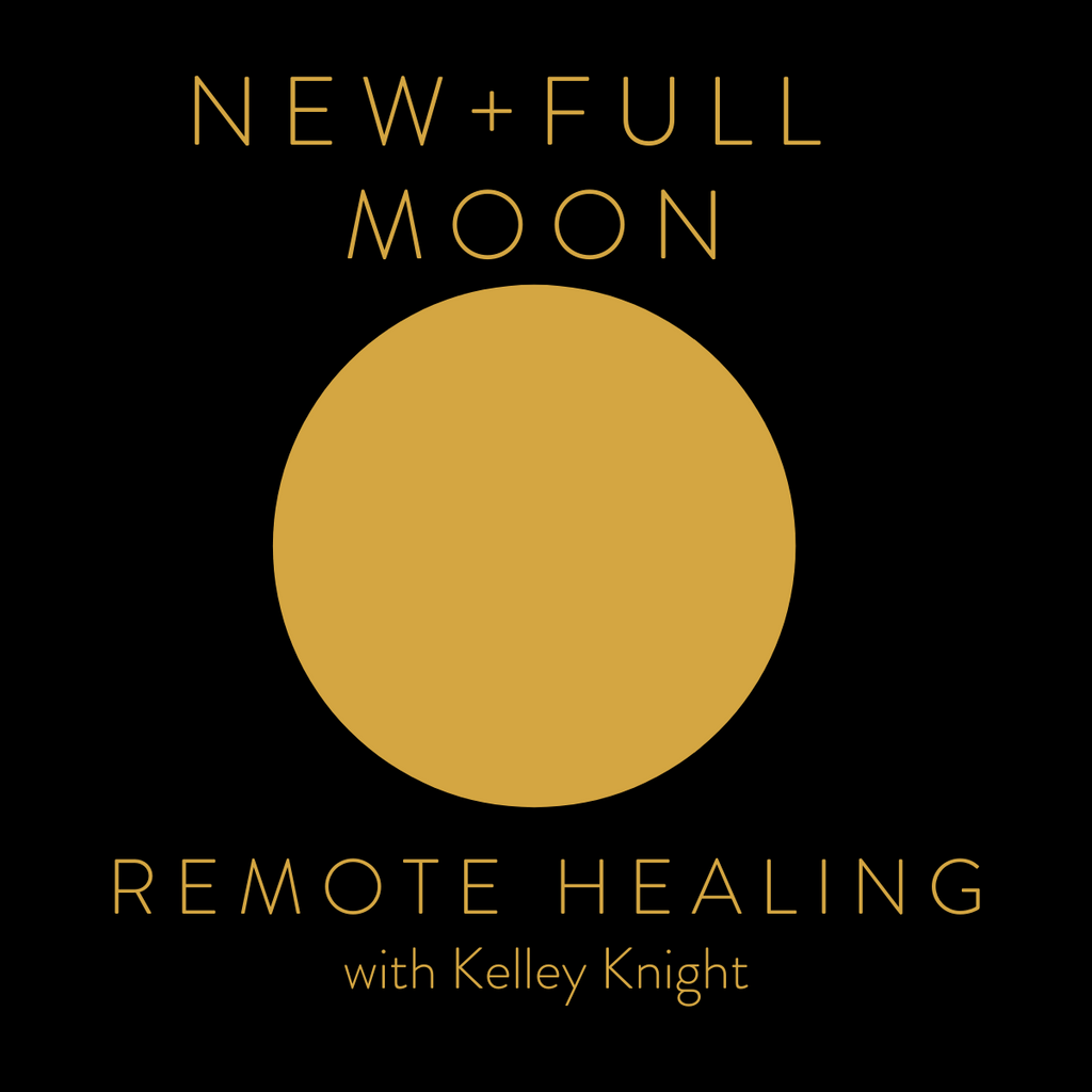 New Offering: New and Full Moon Remote Healing Sessions