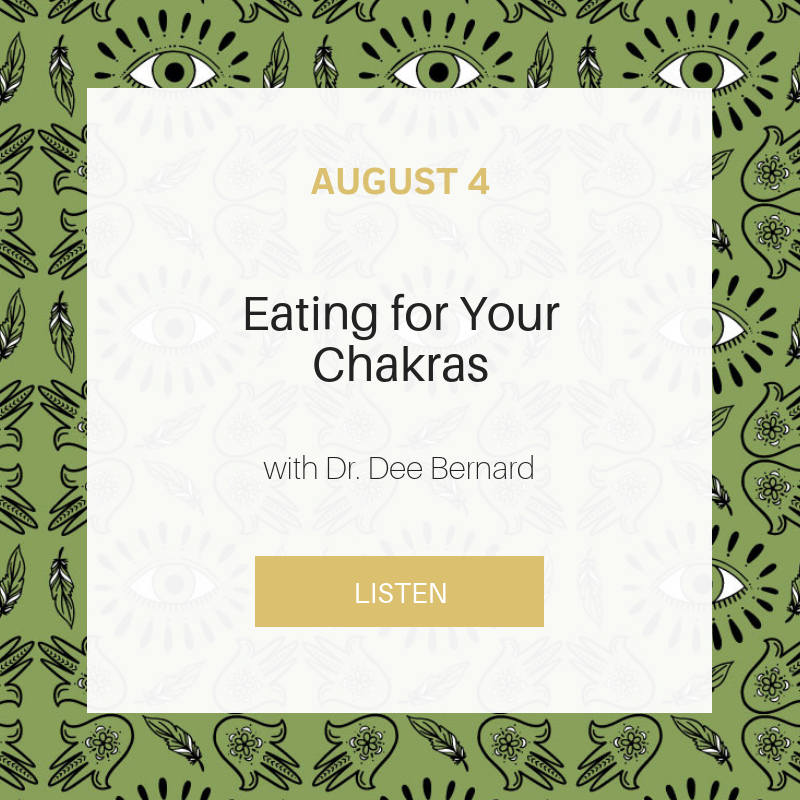 Sunday School: Eating for Your Chakras