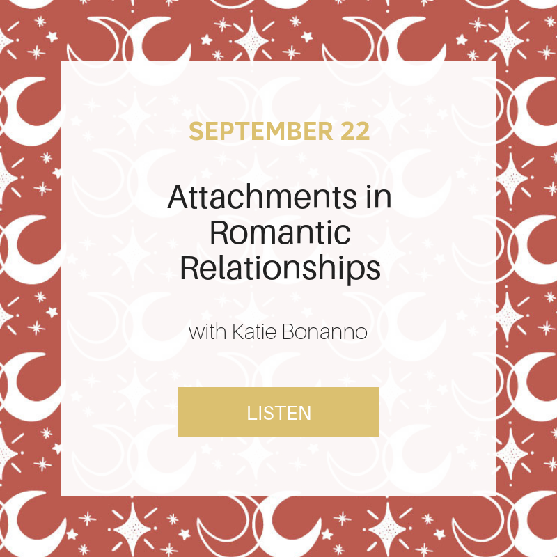 Sunday School: Attachment in Romantic Relationships
