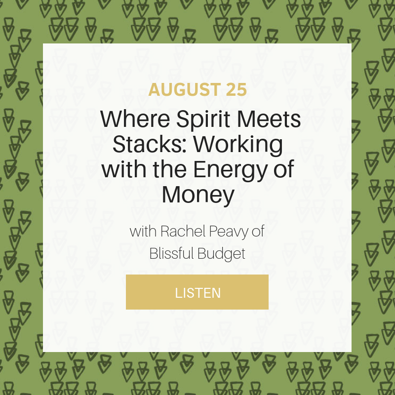 Sunday School: Where Spirit Meets Stacks - Working with the Energy of Money