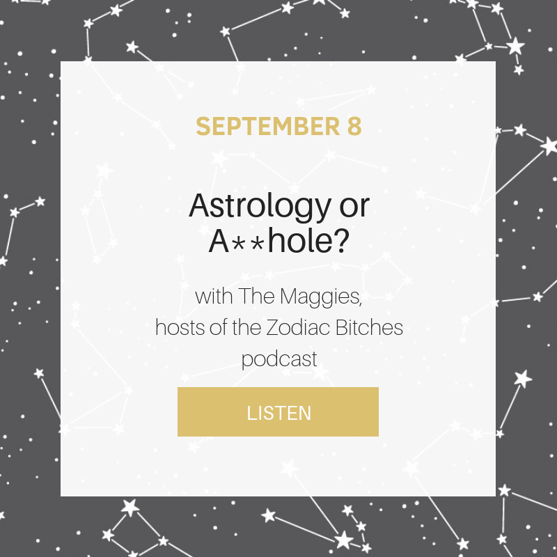 Sunday School: Astrology or A**hole