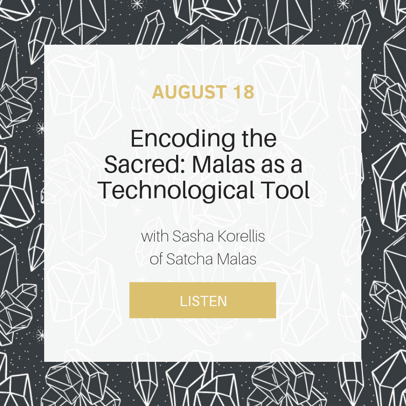 Sunday School: Encoding the Sacred - Malas as a Technological Tool