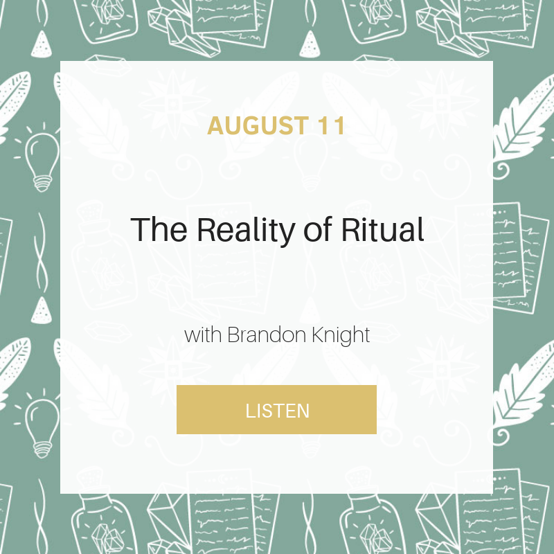 Sunday School: The Reality of Ritual
