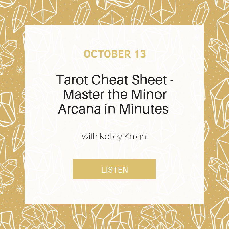 Sunday School: Tarot Cheat Sheet - Master the Minor Arcana in Minutes