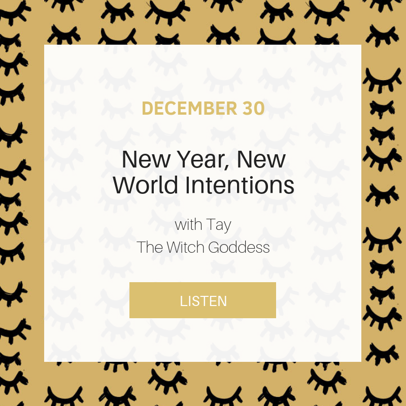 Sunday School: New Year, New World Intentions