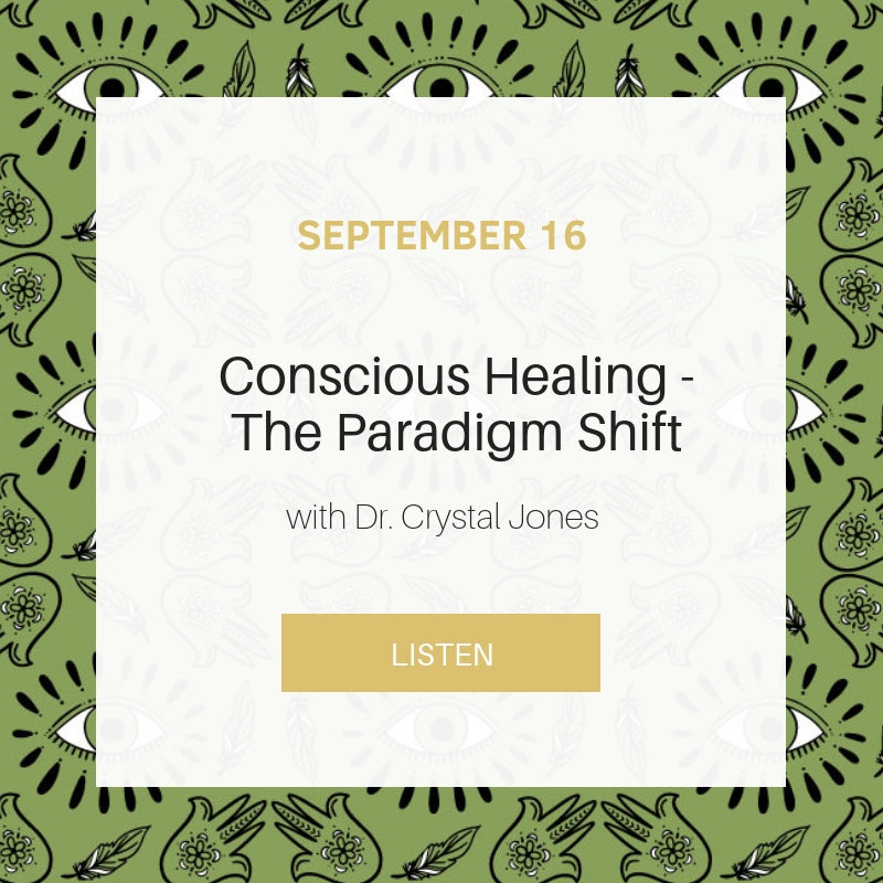 Sunday School: Conscious Healing with Dr. Crystal Jones
