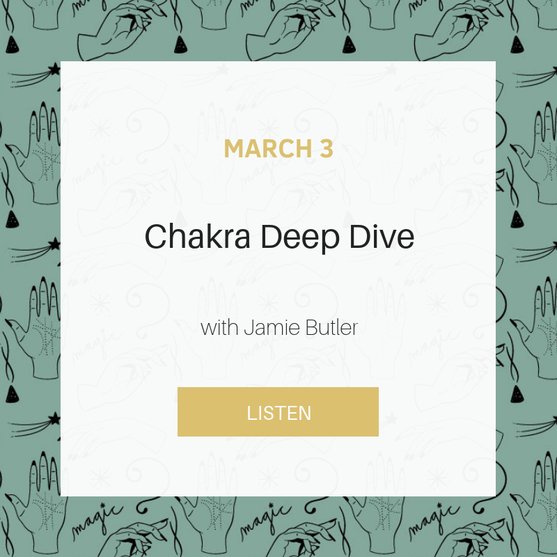 Sunday School: Chakra Deep Dive
