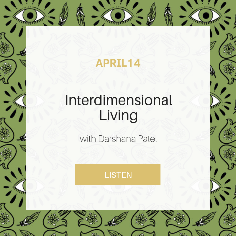 Sunday School: Interdimensional Living