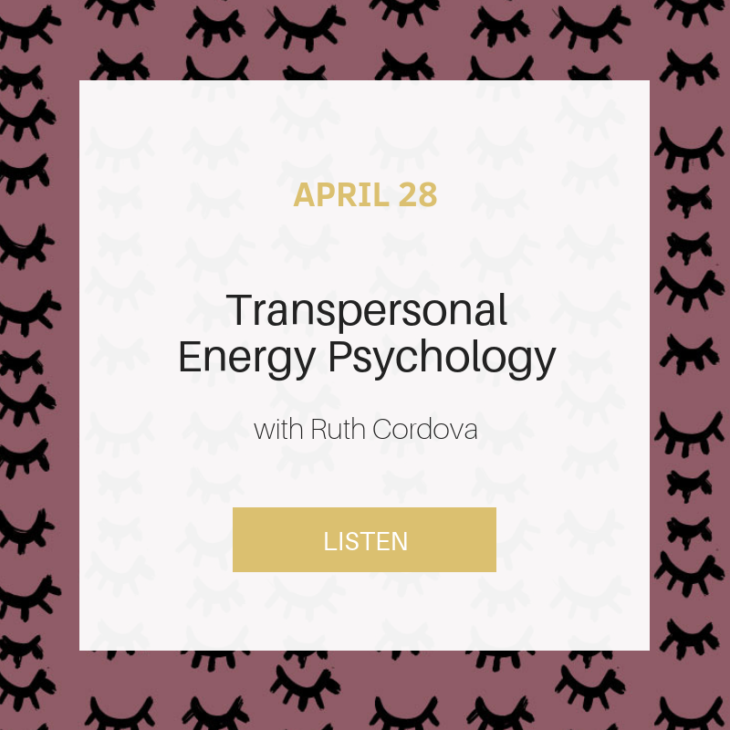 Sunday School: Transpersonal Energy Psychology