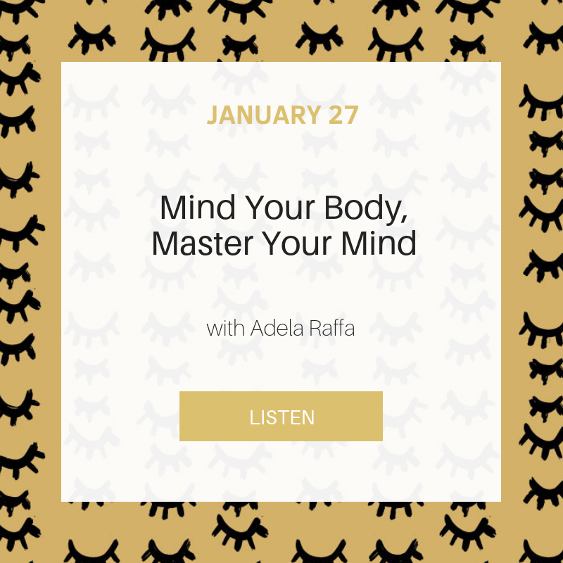 Sunday School: Mind Your Body, Master Your Mind