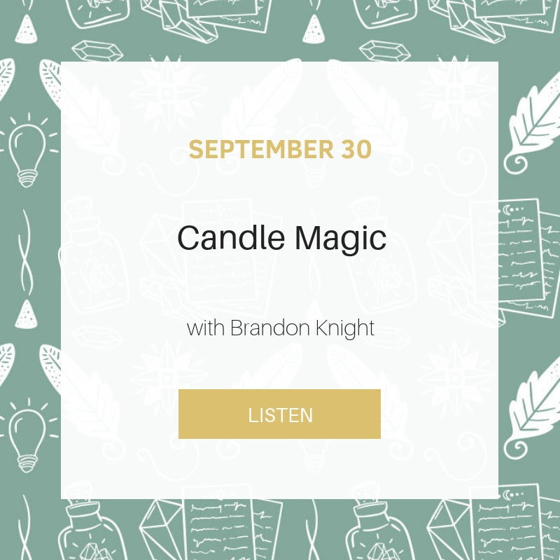 Sunday School: Ritual Candle Magick with Brandon Knight