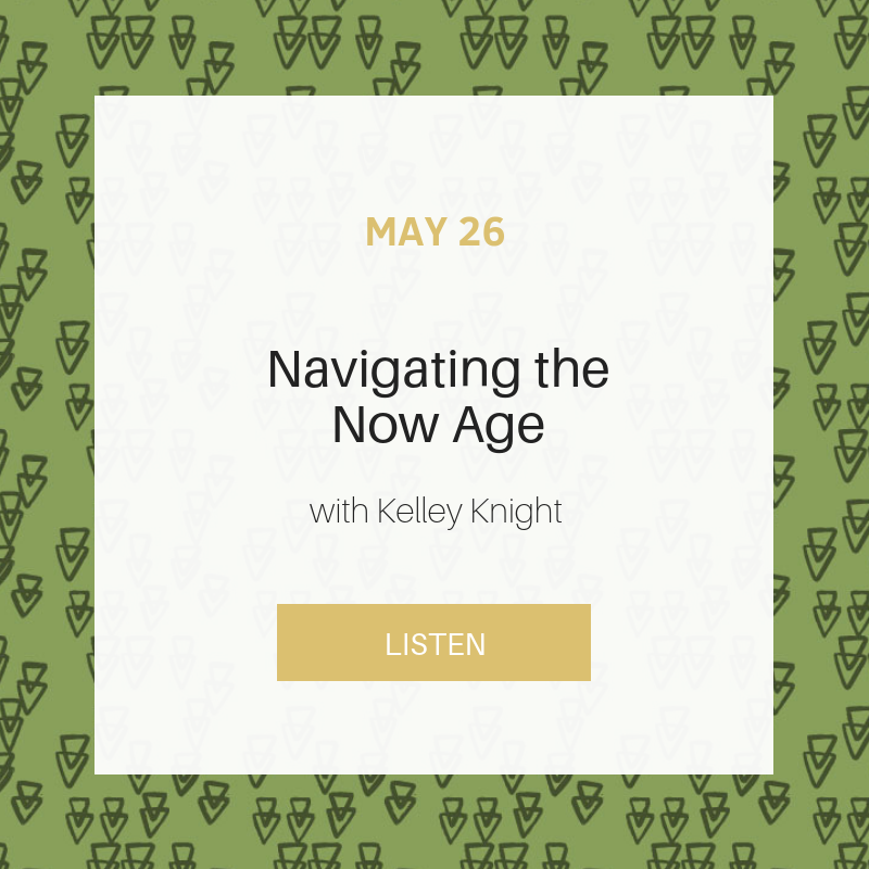 Sunday School: Navigating the Now Age