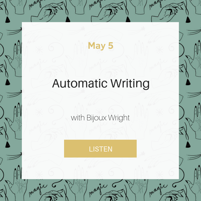 Sunday School: Automatic Writing