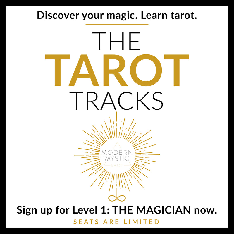 The Tarot Tracks: Level One - The Magician