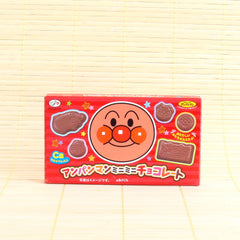 Anpanman Chocolate Bar