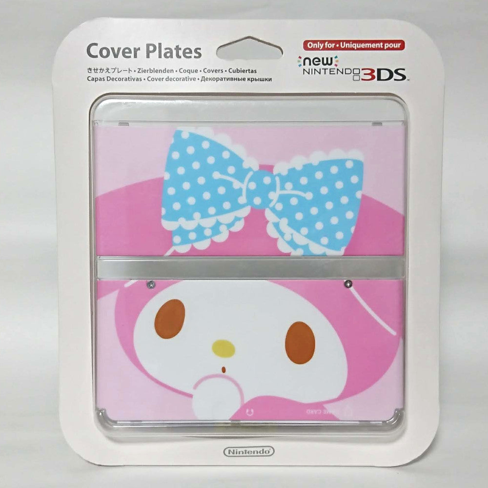 zz-- NEW Nintendo 3DS Cover Plate - My Melody --zz