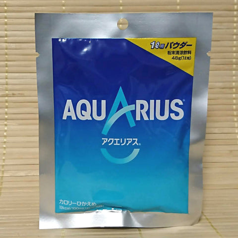 Aquarius - Sports Drink Powder Mix