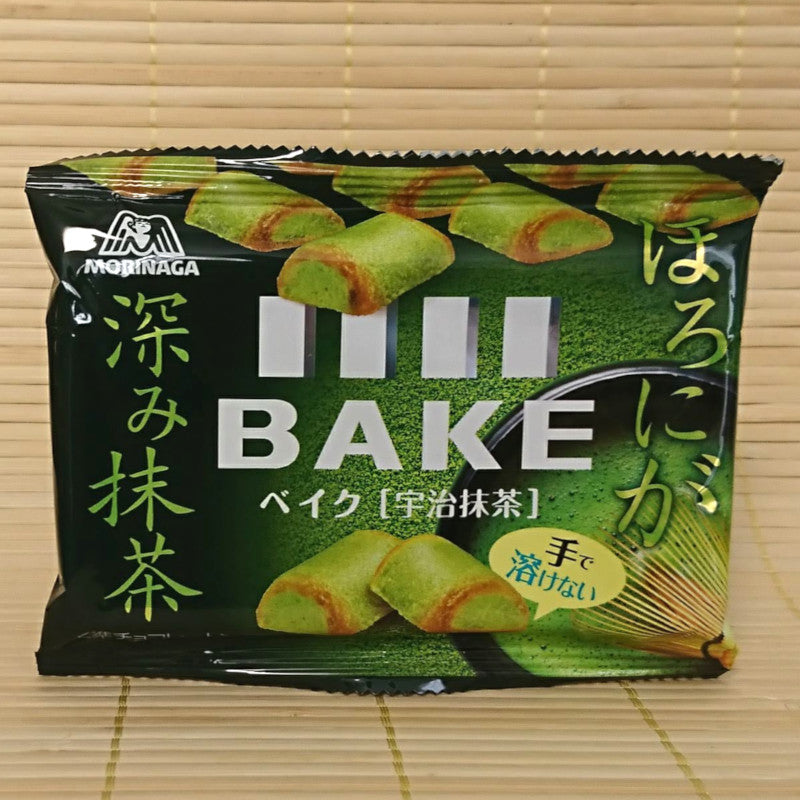 BAKE Chocolate - Green Tea