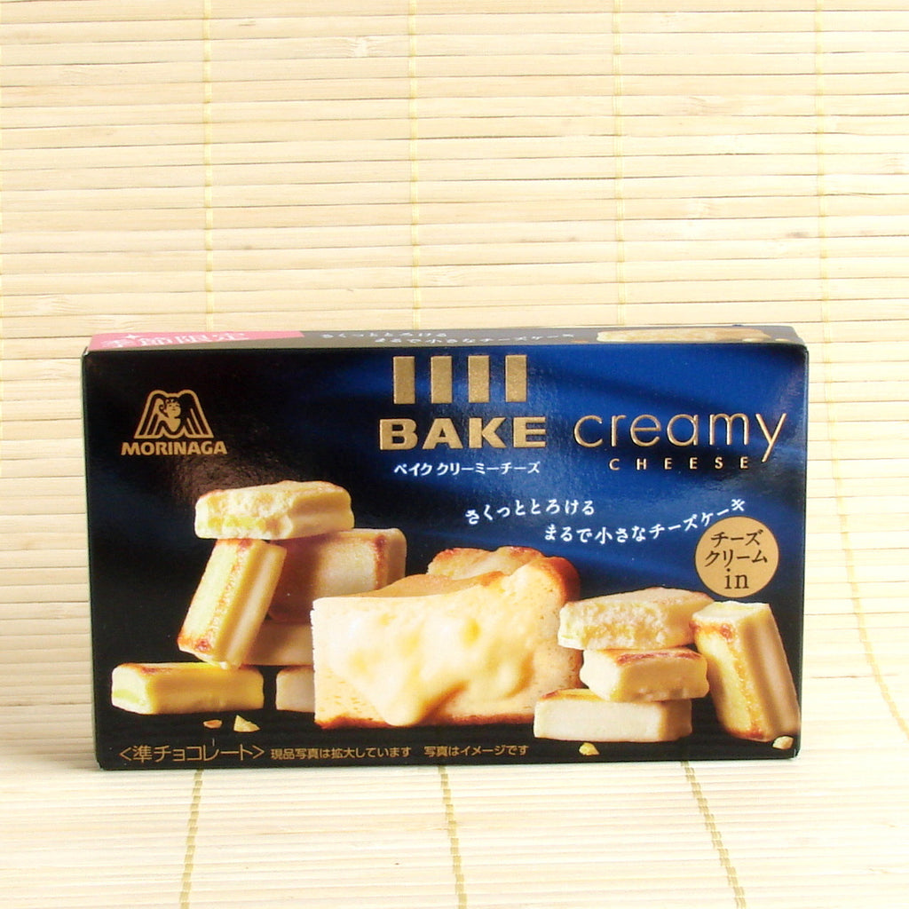 BAKE Chocolate - Creamy Cheese