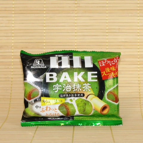 BAKE Chocolate - Uji Green Tea
