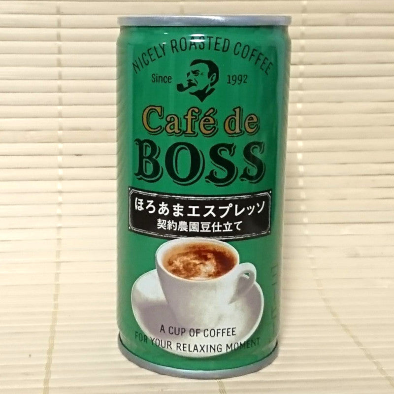 BOSS Coffee - Sweet Espresso