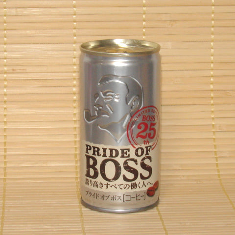 BOSS Coffee - Pride of Boss (25th Anniversary)