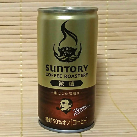 BOSS Coffee - Suntory Roastery Low Sugar