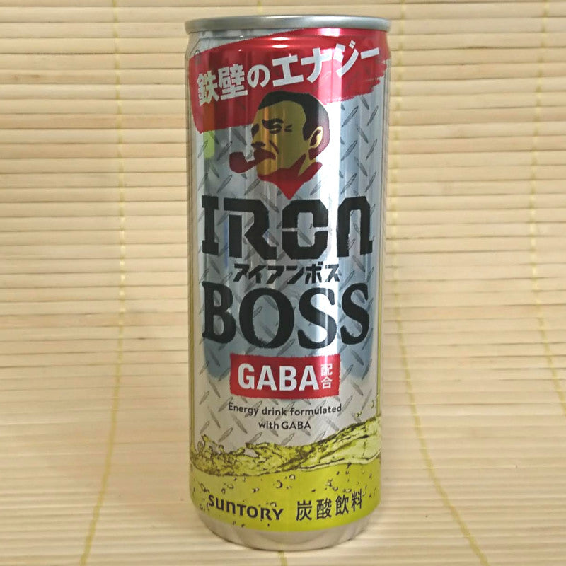IRON BOSS - Energy Drink with GABA
