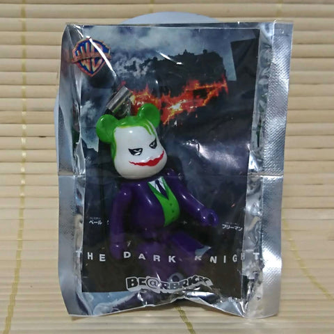zz-- Be@rbrick Mini Figure - Joker (The Dark Knight) --zz