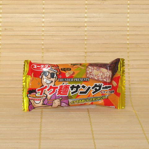 Black Thunder Ramen Noodle - Mini Chocolate Bar