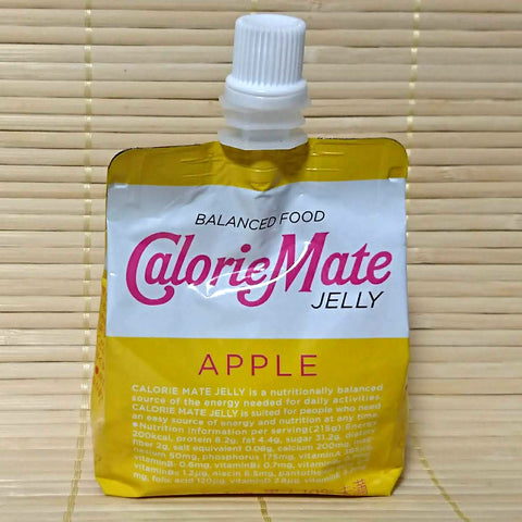 Calorie Mate Energy Jelly - Apple