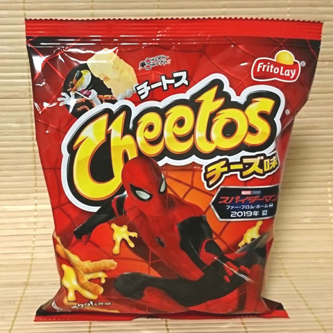 Cheetos - Cheese (Spider-Man)