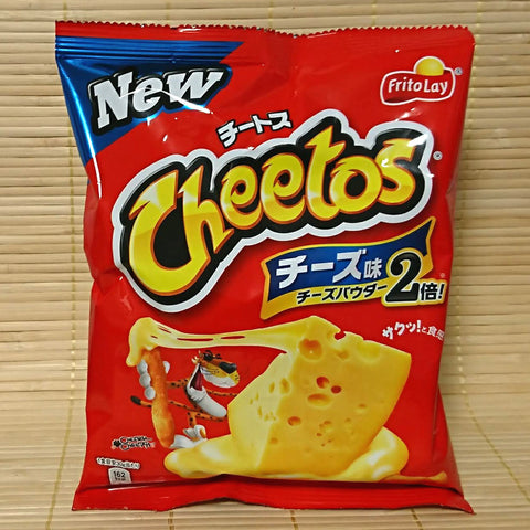 Cheetos - Double Cheese Powder