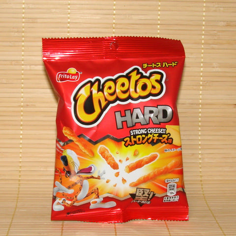 Cheetos HARD - Strong Cheese (Snack Size)