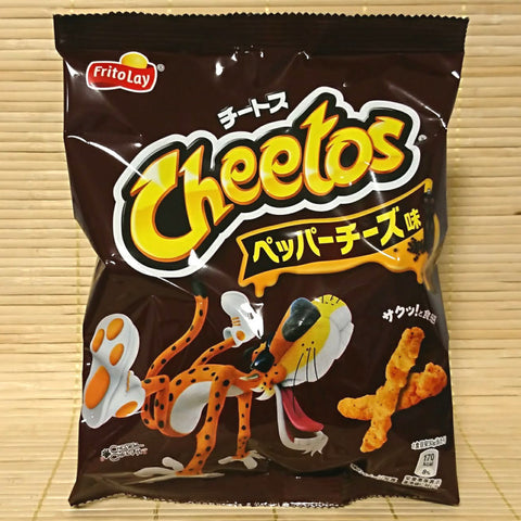 Cheetos - Pepper Cheese
