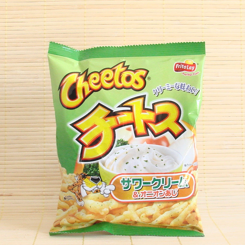 Cheetos - Sour Cream & Onion