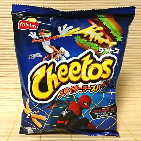Cheetos - Cheeseburger (Spider-Man)