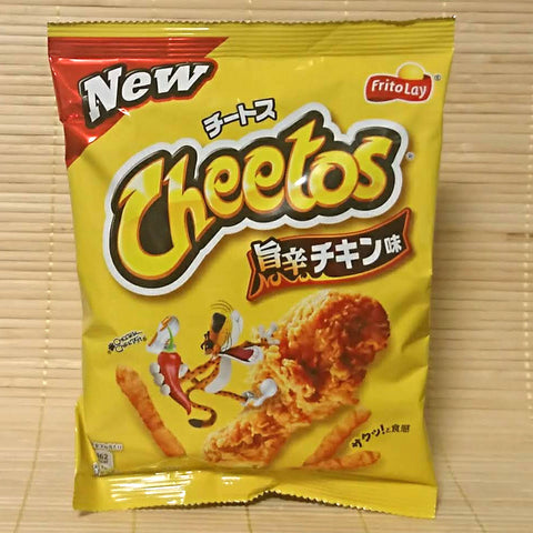 Cheetos - Spicy Chicken (Umakara)